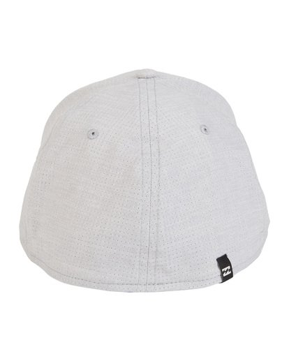 7 Surftrek Stretch - Fitted Hat for Men Grey S5CF01BIP0 Billabong