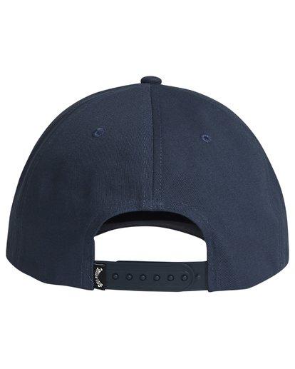 4 Theme - Snapback Cap für Herren Blau S5CM01BIP0 Billabong