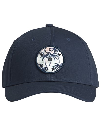 3 Theme - Snapback Cap für Herren Blau S5CM01BIP0 Billabong