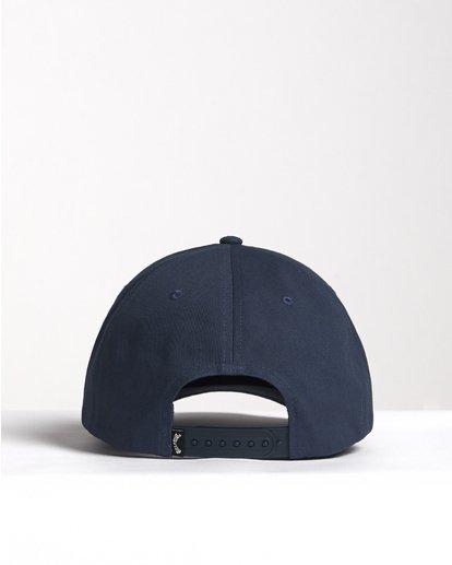 1 Theme - Gorra con cierre ajustable para Hombre Azul S5CM01BIP0 Billabong