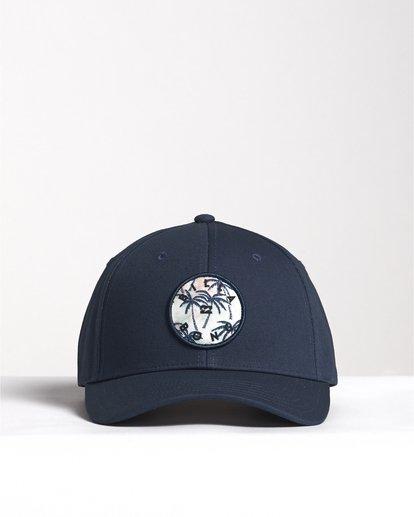 0 Theme - Snapback Cap für Herren Blau S5CM01BIP0 Billabong
