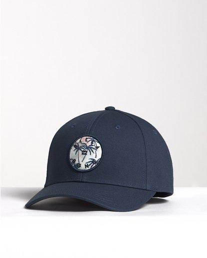 2 Theme - Snapback Cap für Herren Blau S5CM01BIP0 Billabong