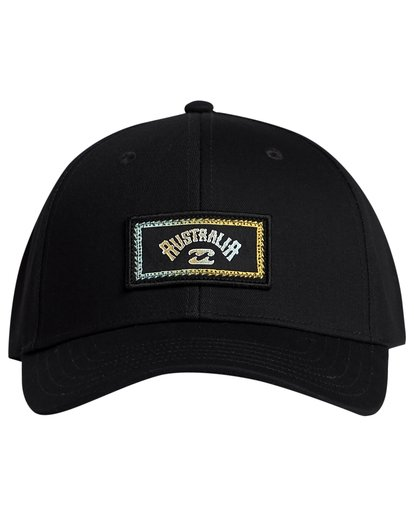 3 Dreamy Place - Snapback Cap für Herren Schwarz S5CM02BIP0 Billabong