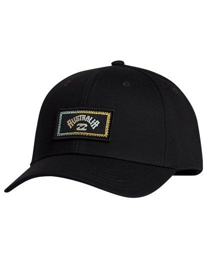 5 Dreamy Place - Snapback Cap für Herren Schwarz S5CM02BIP0 Billabong