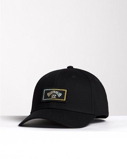 2 Dreamy Place - Snapback Cap für Herren Schwarz S5CM02BIP0 Billabong