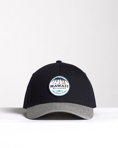 0 Dreamy Place - Snapback Cap für Herren Blau S5CM02BIP0 Billabong
