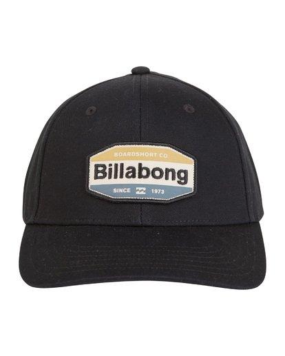 8 Walled - Snapback Hat for Men Grey S5CM03BIP0 Billabong