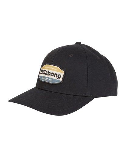 6 Walled - Snapback Hat for Men Grey S5CM03BIP0 Billabong