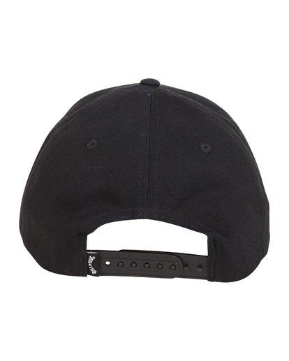 7 Walled - Snapback Hat for Men Grey S5CM03BIP0 Billabong