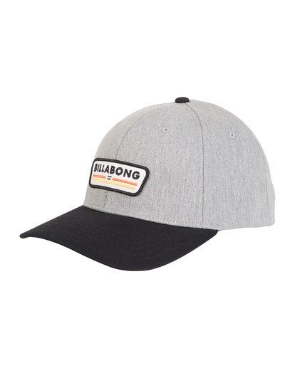 6 Walled - Snapback Hat for Men Black S5CM03BIP0 Billabong