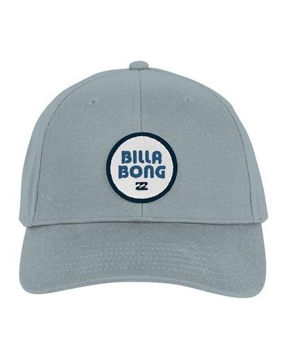8 Walled - Snapback Cap für Herren Blau S5CM03BIP0 Billabong
