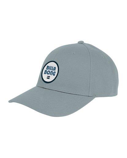6 Walled - Snapback Cap für Herren Blau S5CM03BIP0 Billabong