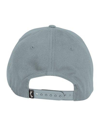 7 Walled - Snapback Cap für Herren Blau S5CM03BIP0 Billabong