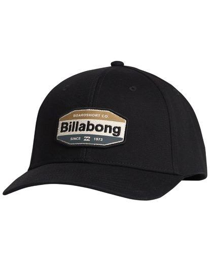 5 Walled - Snapback Hat for Men Grey S5CM03BIP0 Billabong