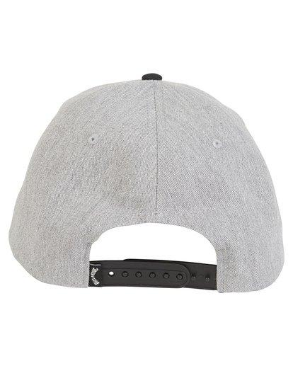 4 Walled - Snapback Hat for Men Black S5CM03BIP0 Billabong