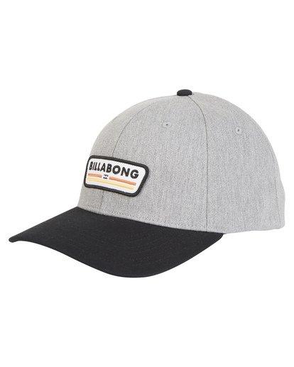 5 Walled - Snapback Hat for Men Black S5CM03BIP0 Billabong