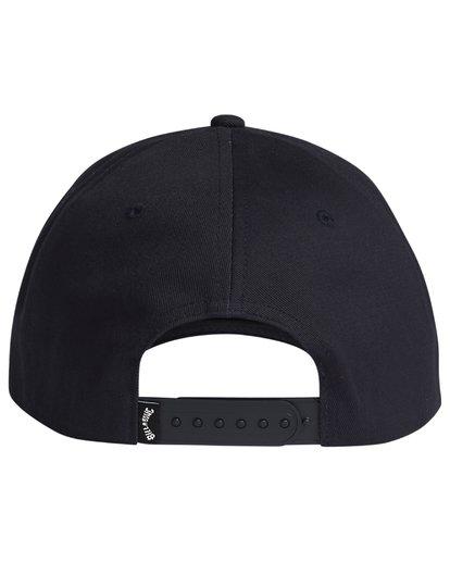 4 Walled - Snapback Cap für Herren Blau S5CM03BIP0 Billabong