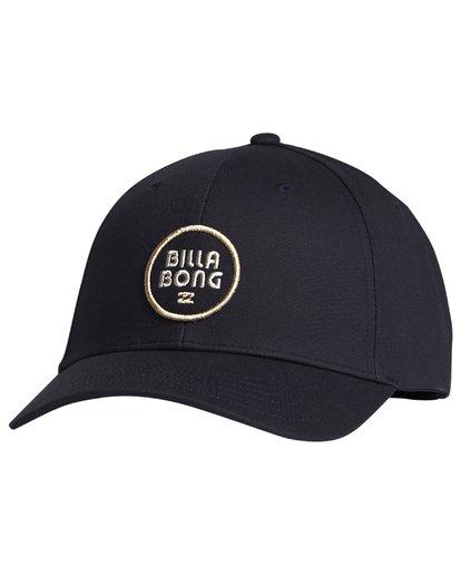 5 Walled - Snapback Cap für Herren Blau S5CM03BIP0 Billabong