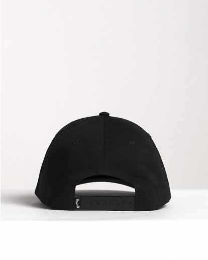 1 Walled - Snapback Hat for Men Grey S5CM03BIP0 Billabong