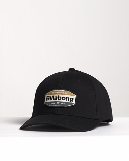 2 Walled - Snapback Hat for Men Grey S5CM03BIP0 Billabong