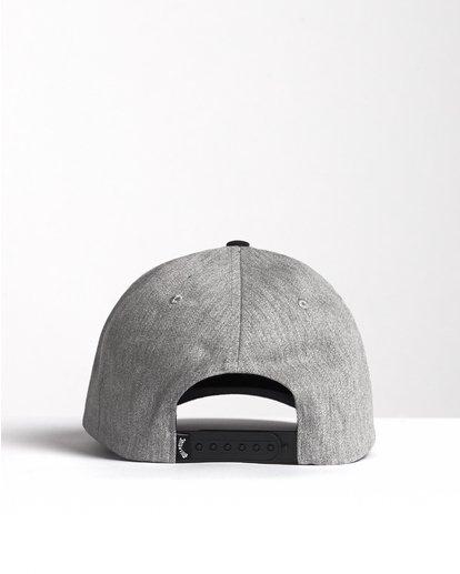 1 Walled - Snapback Hat for Men Black S5CM03BIP0 Billabong