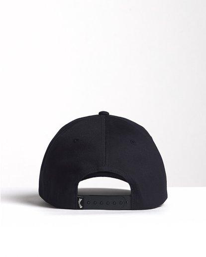 1 Walled - Snapback Cap für Herren Blau S5CM03BIP0 Billabong