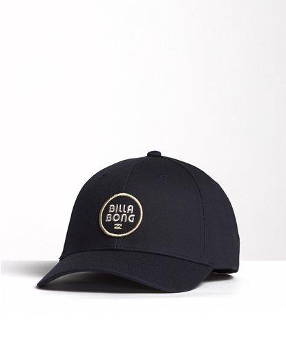 2 Walled - Snapback Cap für Herren Blau S5CM03BIP0 Billabong