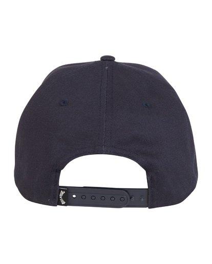 7 Stacked - Snapback Hat for Men Blue S5CM04BIP0 Billabong