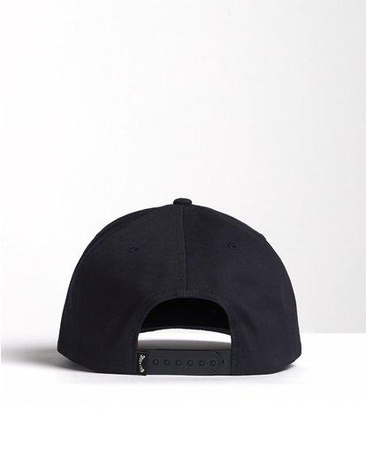 1 Stacked - Snapback Hat for Men Blue S5CM04BIP0 Billabong