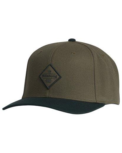 5 Mixed - Snapback Cap for Men Green S5CM09BIP0 Billabong