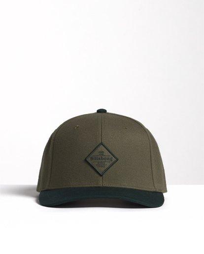 0 Mixed - Snapback Cap for Men Green S5CM09BIP0 Billabong