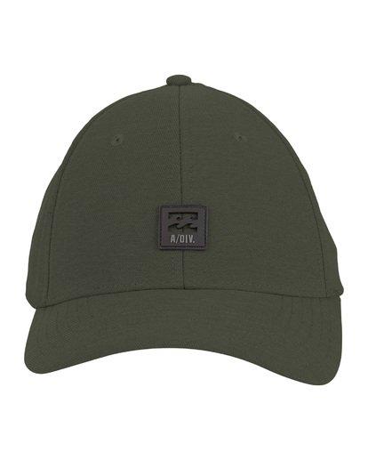 5 Surftrek - Snapback Hat for Men Camo S5CM13BIP0 Billabong