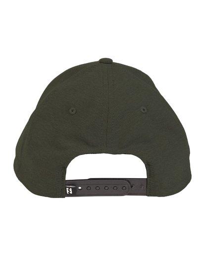 4 Surftrek - Snapback Hat for Men Camo S5CM13BIP0 Billabong