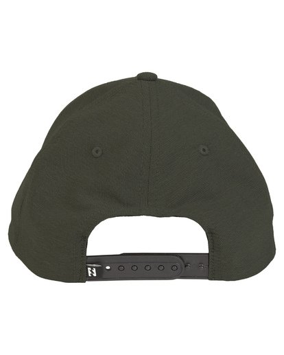 1 Surftrek - Snapback Hat for Men Camo S5CM13BIP0 Billabong