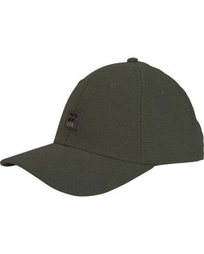 0 Surftrek - Snapback Hat for Men Camo S5CM13BIP0 Billabong