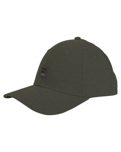 2 Surftrek - Snapback Hat for Men Camo S5CM13BIP0 Billabong