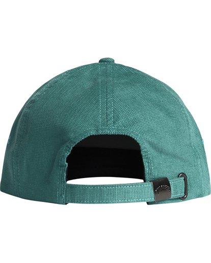 4 Slammed Strapback - Strapback Cap for Men Blue S5CS01BIP0 Billabong