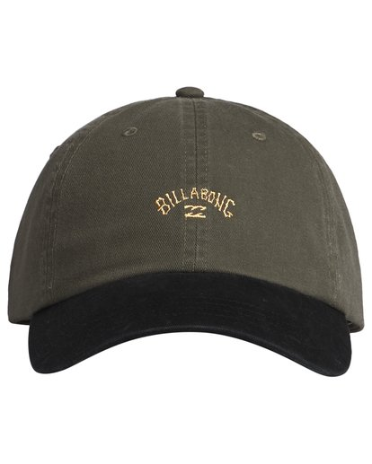 3 Archin - Strapback Cap for Men  S5CS02BIP0 Billabong