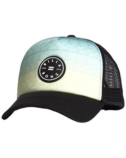 5 Scope - Trucker Cap for Men Yellow S5CT01BIP0 Billabong