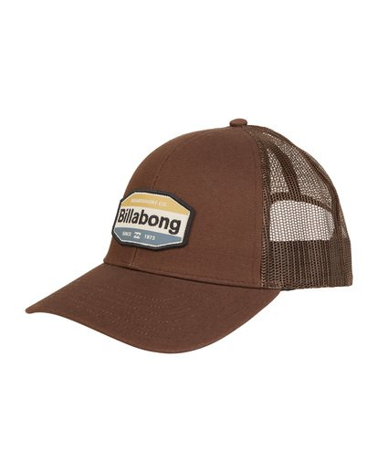 6 Walled - Gorra de visera curvada para Hombre Marron S5CT02BIP0 Billabong