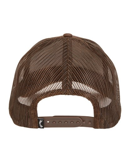 7 Walled - Gorra de visera curvada para Hombre Marron S5CT02BIP0 Billabong