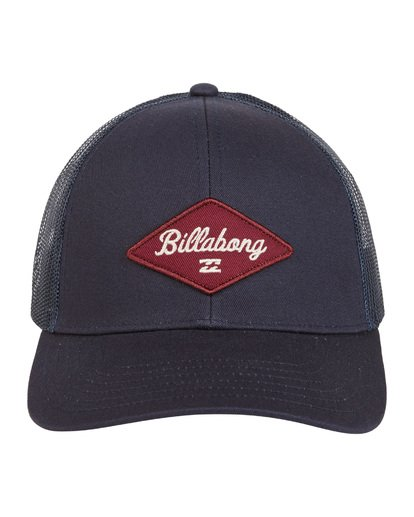 8 Walled - Trucker Cap für Herren Violett S5CT02BIP0 Billabong