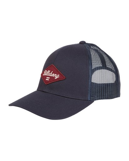 6 Walled - Trucker Cap für Herren Violett S5CT02BIP0 Billabong