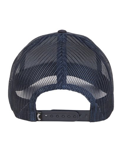 7 Walled - Trucker Cap für Herren Violett S5CT02BIP0 Billabong