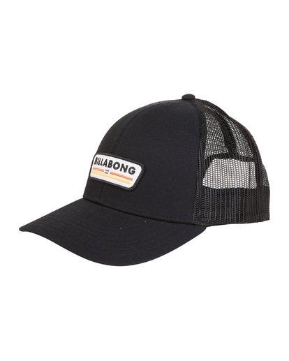 6 Walled - Trucker Hat for Men Grey S5CT02BIP0 Billabong