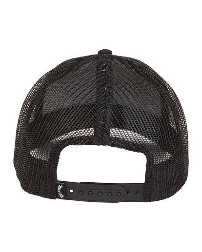 7 Walled - Trucker Hat for Men Grey S5CT02BIP0 Billabong