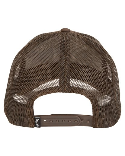 4 Walled - Gorra de visera curvada para Hombre Marron S5CT02BIP0 Billabong