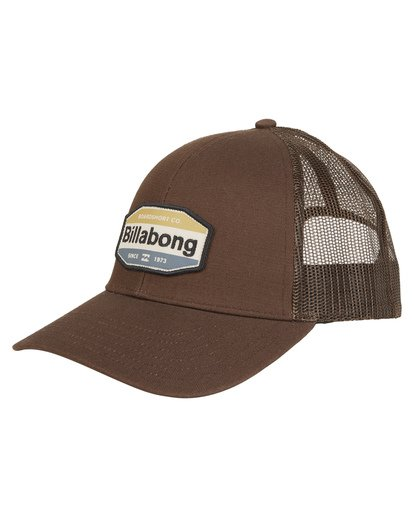 5 Walled - Gorra de visera curvada para Hombre Marron S5CT02BIP0 Billabong