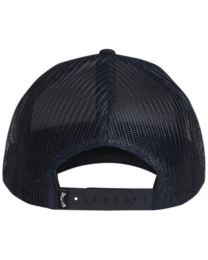 4 Walled - Trucker Cap für Herren Violett S5CT02BIP0 Billabong
