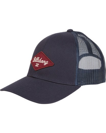 3 Walled - Trucker Cap für Herren Violett S5CT02BIP0 Billabong